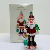 Hallmark Keepsake Ornament Candy Claus Noel Nutcrackers 2008 - $14.03