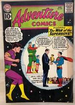 ADVENTURE COMICS #287 (1961) DC Comics VG+/FINE- 1st Bizarro Jimmy Olsen... - $39.59