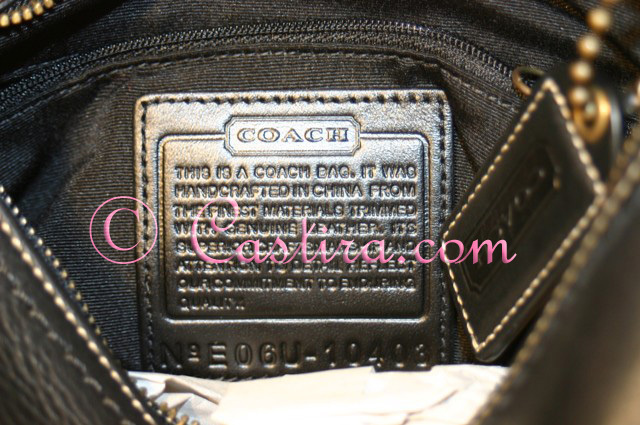 Coach Black Medium Signature Duffle - tPF member