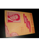 Sheet Music Melancholy Mood Kenny Baker Vick Knight Walt Schumann 1939 H... - $8.99