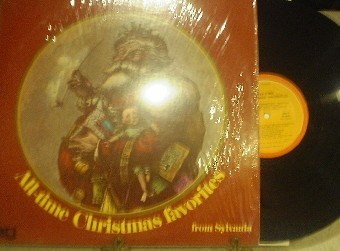C 125 all time christmas favorites from sylvania