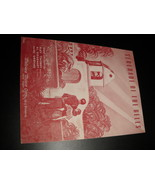 Sheet Music Serenade Of The Bells Kay Twomey Al Goodhardt Al Urbano 1947... - $8.99