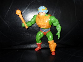 1981 Masters Of The Universe Man At  Arms Figure With Weapon - $14.99