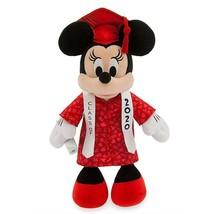Disney Parks Exclusive Class of 2020 Graduation Minnie Mouse Plush New - $48.99