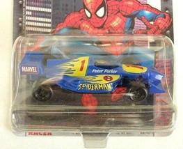Maisto Ultimate Marvel Series 1 Spider-Man Open Wheel Racer #23 NEW 2002 - $12.86