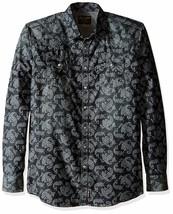 Wrangler Men's SZ Retro Western Tall Long Sleeve Woven Shirt - Choose SZ... - $78.26+