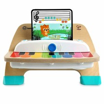 Baby Einstein Hape Magic Touch Piano Wooden Musical Toy - $18.80