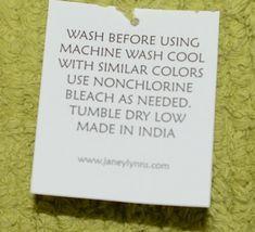Shaggies Towel 012500 Color Limealicious 100 Percent Cotton image 4