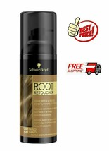 Schwarzkopf Root Retoucher BROWN CASTANO **Root Cover Spray** 120 ml - $19.77