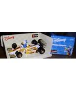Disney Donald Duck  Die Cast Metal Formula race car - $48.37