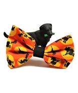 """Halloween Witch Bows for dog collars, 3"""" 4"""" or 5"""" long, Bow tie for Cat - $5.25+"""