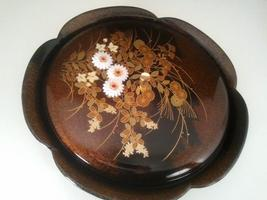Lacquerware Covered Bowl - $20.00