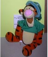 Disney Tigger  Leprechaun St. Patricks Bean Bag - $18.29