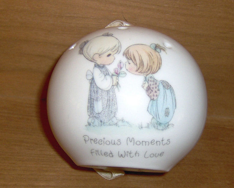 Precious Moments Filled With Love Potpourri Sachet Ball