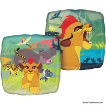 Lion Guard King Simba Party BALLOONS Birthday Mylar Decoration Foil 3PC ... - €10,35 EUR