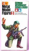 1:25 German Wehrmacht Squad Leader Metal Model Figure Kit No MF 003 Seri... - $11.75