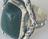 Green ring hand made sr52 1 thumb155 crop