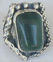 Green ring hand made sr52 2 thumb200