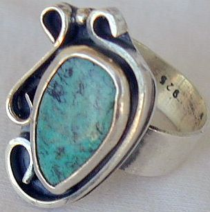 Eilat ring hand made SR42
