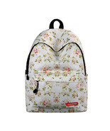 floral large capacity backpack lady creative fashion waterproof shoulder... - $36.27 CAD