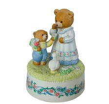 San Francisco Music Box Teddy Bear anthropomorphic You are my Sunshine f... - $38.65