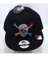 Brand New, Skull & Cross Bones Baseball Caps by City Big - Small (7) - $3.95