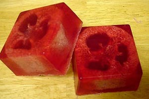 5 Loofah Soap SELECT YOUR 5 BARS Handmade by Berrysweetstuff