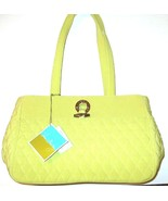 Vera bradley toggle tote key lime   have 3  toggle is silver 61 usee thumbtall
