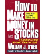How to Make Money in Stocks: a Winning System in Good Times  - $6.99