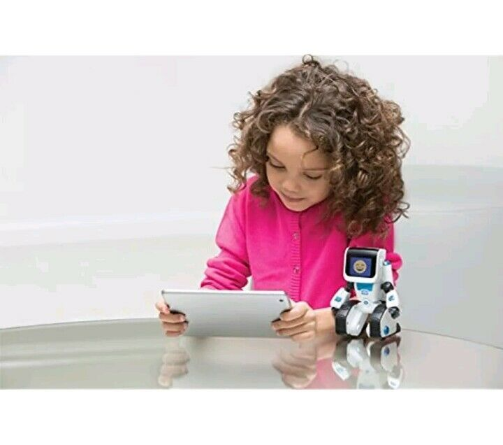 WowWee Remote- App-Controlled Figures Robots COJI The Coding Robot Toy
