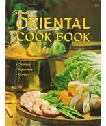 Sunset Oriental Cook Book (Chinese, Japanese, Korean) - $3.99