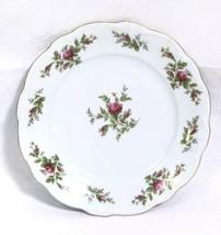 Dinner Plate Moss Rose Thailand Traditions Fine China Johann Haviland **READ** - $7.83