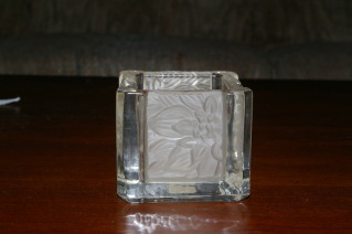 Partylite Chrysanthemum Votive Holder Party Lite