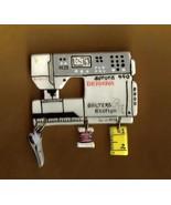 Ceramic Sewing Machine Pin Bernina Aurora 440 QE Handcrafted - $14.95