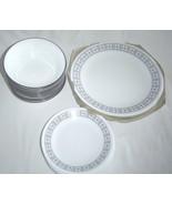 "Corelle FLORAL CONNECTION Lot 36 Piece 10.25"" DInner Plates  Bread Plate... - $99.99"