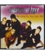Backstreet Boys ((As Long As You Love Me) IMPORT - $1.98