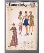 BUTTERICK 3201 - Misses' Dress, Blouse, Skirt -... - $4.00