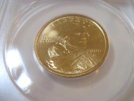 2000-P , Sacagawea Dollar , ANACS , MS64 image 2