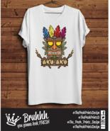 Crash Bandicoot Aku Aku Big Face T Shirt PlayStation Game Unisex Gift  - $12.76