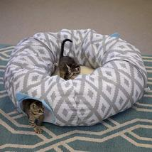 Brand New Kitty City Large Cat Tunnel Bed, Cat Bed, Pop Up Bed, Cat Toys - $28.29