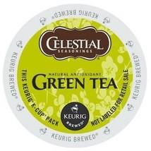 Celestial Seasonings Natural Antioxidant Green Tea, 48 K cups, FREE SHIPPING - $38.99