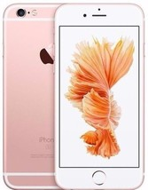 Apple iPhone 6S Plus 128GB Unlocked Smartphone Mobile Rose Gold a1687 image 2