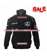 F1 Formula 1 Official Racing Jacket Motor Motor... - $75.99