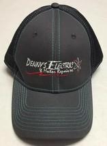 Denny's Electric Hat Motor Repair Baseball Cap Dickinson North Dakota Me... - $10.93