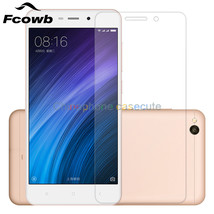 Tempered Glass For Xiaomi Redmi 4a Mobile Phone 5.0 Inch High Quality Sa... - $7.17