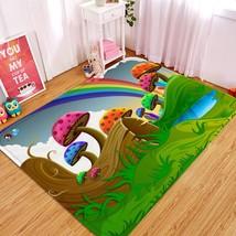 3D Rainbow 044 Non Slip Rug Mat Room Mat Quality Elegant Photo Carpet UK Summer - $106.68+