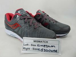 MISMATCH Saucony Echelon 6 Size 10 M (B) Left & 10.5 D WIDE Right Women'... - £29.30 GBP