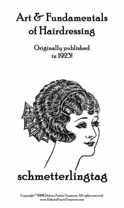 Hairstyle Book Flapper Era Hairstyles How to Style 1923