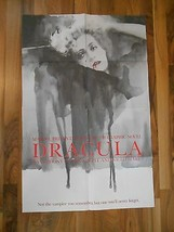 Old Vintage 1986 Poster Marvel John J Muth Dracula Symphony Moonlight Nightmares - $29.99