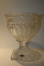 Shannon Of Ireland Crystal Compote Made In Slovakia 24% Lead Nwt Glass Serving - $49.99